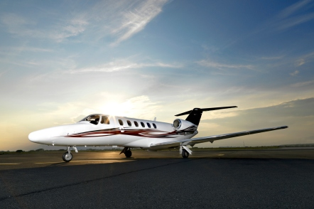 Small business jet