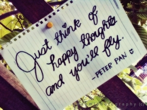 happy-note-peter-pan-think-of-happy-thoughts-Favim.com-754933