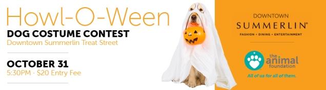 AF - Treat Street Dog Contest Campaign - Web Page Banner
