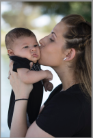 Mom and baby -Wonderful World of Bree