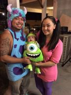 Monsters Inc. Family