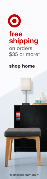 Target Free Home Shippin