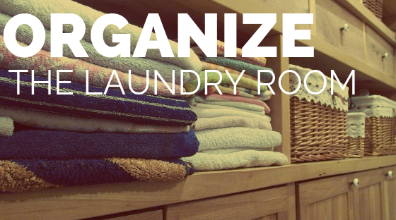 How to Organize the Laundry Room | Wonderful World of Bree