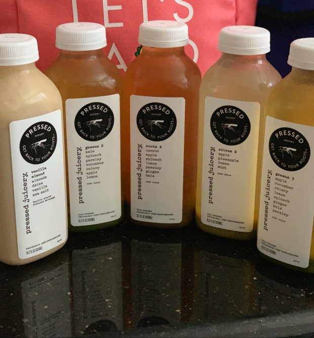 Pressed Juicery Cleanse