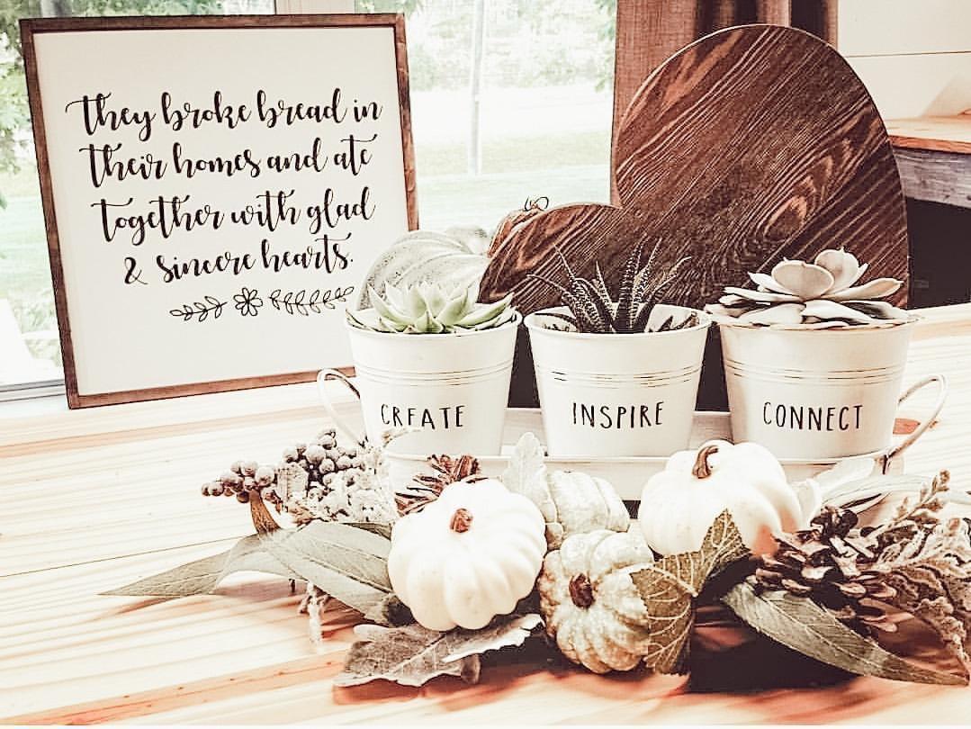 fall decor | Wonderful World of Bree