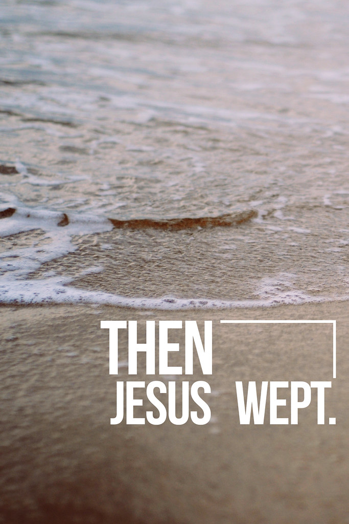 jesus wept, beach, quarantine life