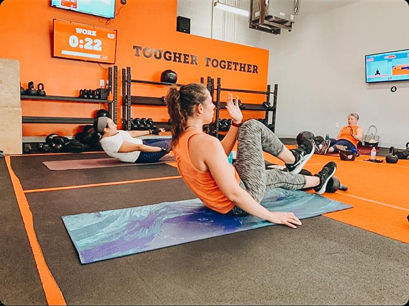 60 days of fitness, Tough Mudder Bootcamp Las Vegas